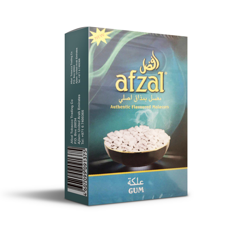 Табак Afzal GUM (Жвачка) 50 г