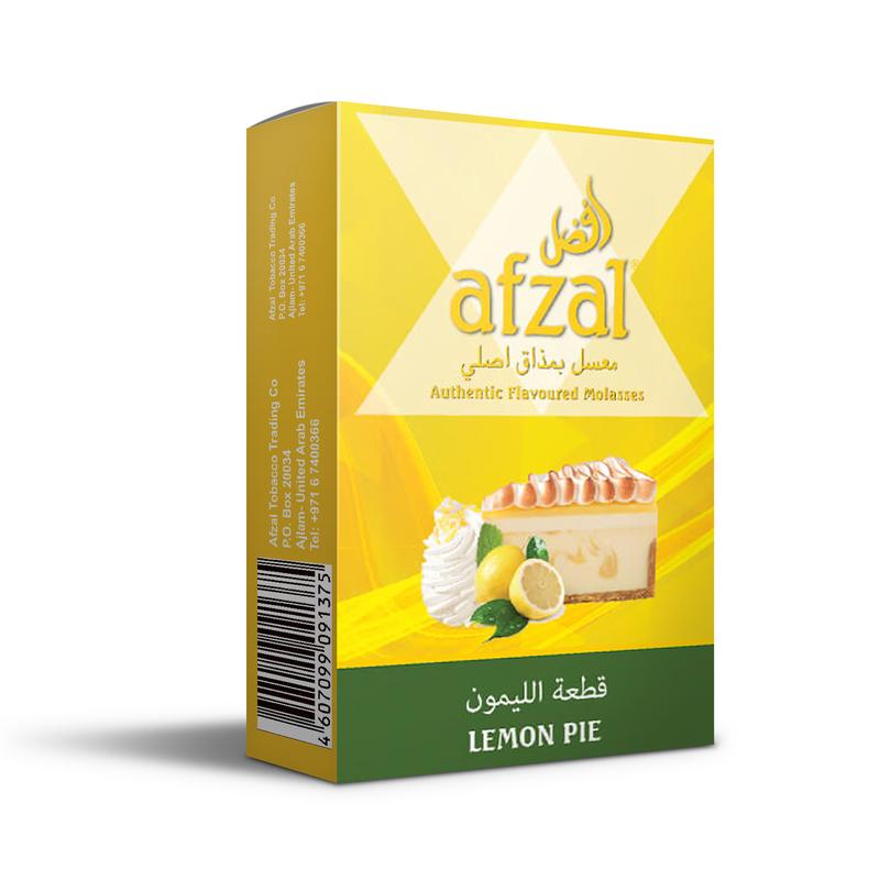 Табак Afzal Lemon pie (Лимонный пирог) 50 г