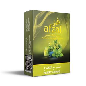 Табак Afzal Minty Grape (Мята Виноград) 50 г