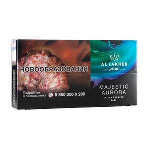 Табак Al Fakher Majestic Aurora Base (Травянистый хвойный основа) 100 г