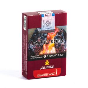 Табак Al Fakher Strawberry (Аль Факер Клубника) 50 г