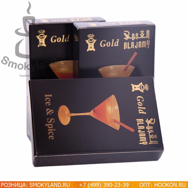 Табак Al Ajamy 50 г (Ice and Spice)