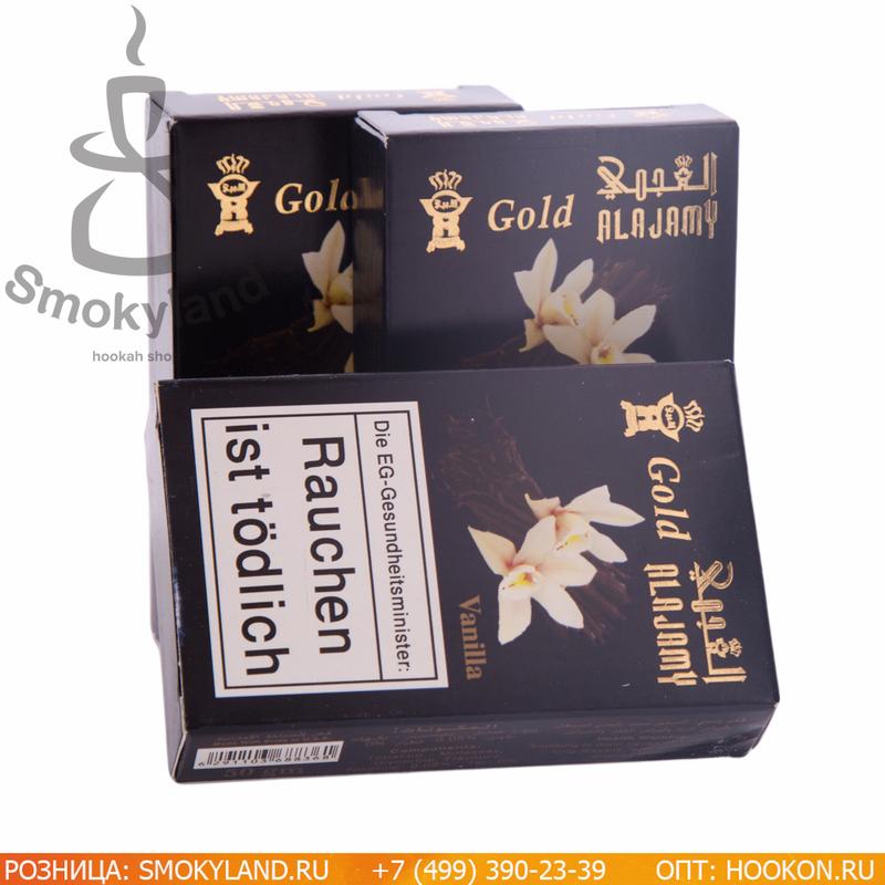 Табак Al Ajamy (Ваниль) 50 г