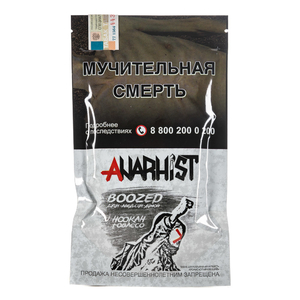Табак Anarhist Boozed (Лимон Апельсин Содовая) 100 г