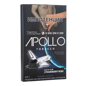 Табак Apollo Strawberry Roid (клубничный джем) 200 г