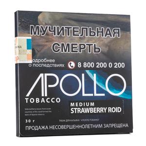 Табак Apollo Strawberry Roid (клубничный джем) 30 г