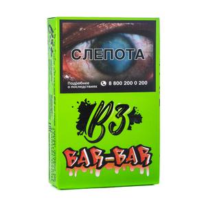 Табак B3 Bar bar (Барбарис) 50 г