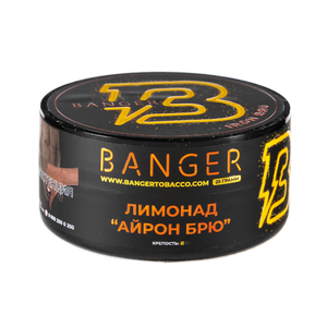 Табак Banger Iron Bru (Лимонад Айрон Брю) 25 г