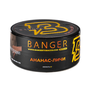 Табак Banger Pine Lychee (Ананас Личи) 25 г