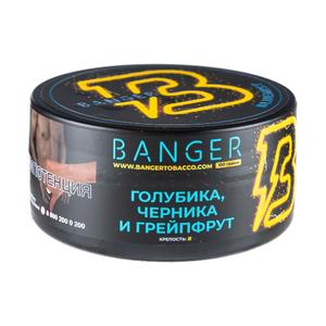 Табак Banger Bluemist ( Голубика Черника Грейпфрут) 100 г