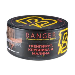 Табак Banger Sexy (Грейпфрут Клубника Малина) 100 г