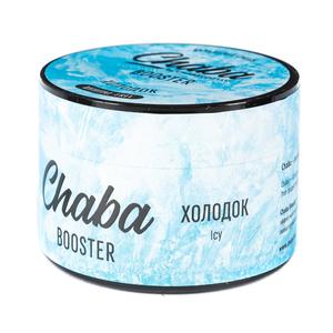 Кальянная смесь Chaba Nicotine Free Booster Icy (Холодок) 50 г