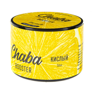 Кальянная смесь Chaba Nicotine Free Booster Sour (Кислый) 50 г