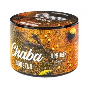 Кальянная смесь Chaba Nicotine Free Booster Spicy (Пряный) 50 г