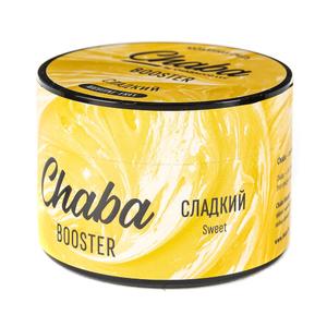 Кальянная смесь Chaba Nicotine Free Booster Sweet (Сладкий) 50 г