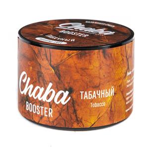 Кальянная смесь Chaba Nicotine Free Booster Tobacco (Табачный) 50 г