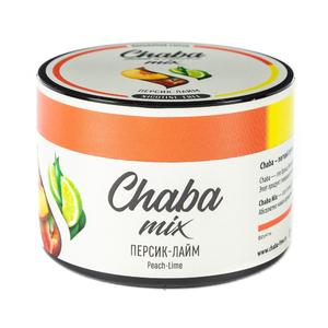 Кальянная смесь Chaba Nicotine Free Mix Peach Lime (Персик Лайм) 50 г