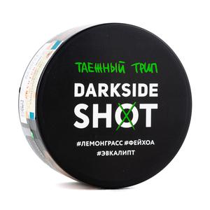 Табак DarkSide SHOT Таежный трип (Лемонграсс Фейхоа Эвкалипт) 120 г