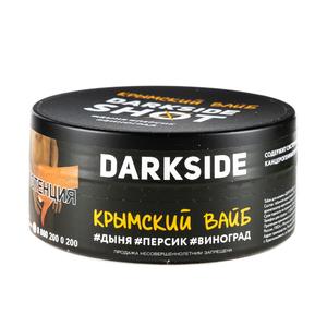 Табак DarkSide SHOT Крымский Вайб (Дыня, Персик, Виноград) 120 г