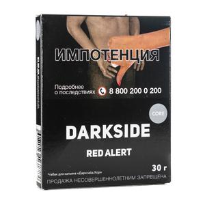 Табак Dark Side Core Red Alert (Арбуз) 30 г