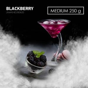Табак DARK SIDE  Blackberry 250г Medium