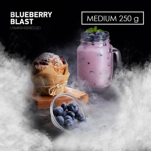 Табак DARK SIDE  Blueberry Blust 250 г Medium