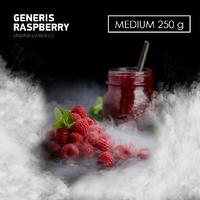 Табак DARK SIDE Medium Generis Raspberry (Малина) 250 г