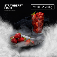 Табак DARK SIDE Core Strawberry Light (Клубника) 250 г