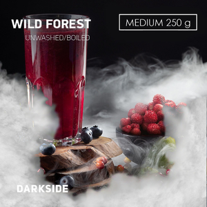 Табак DARK SIDE Core Wild Forest (Лесные ягоды) 250 г