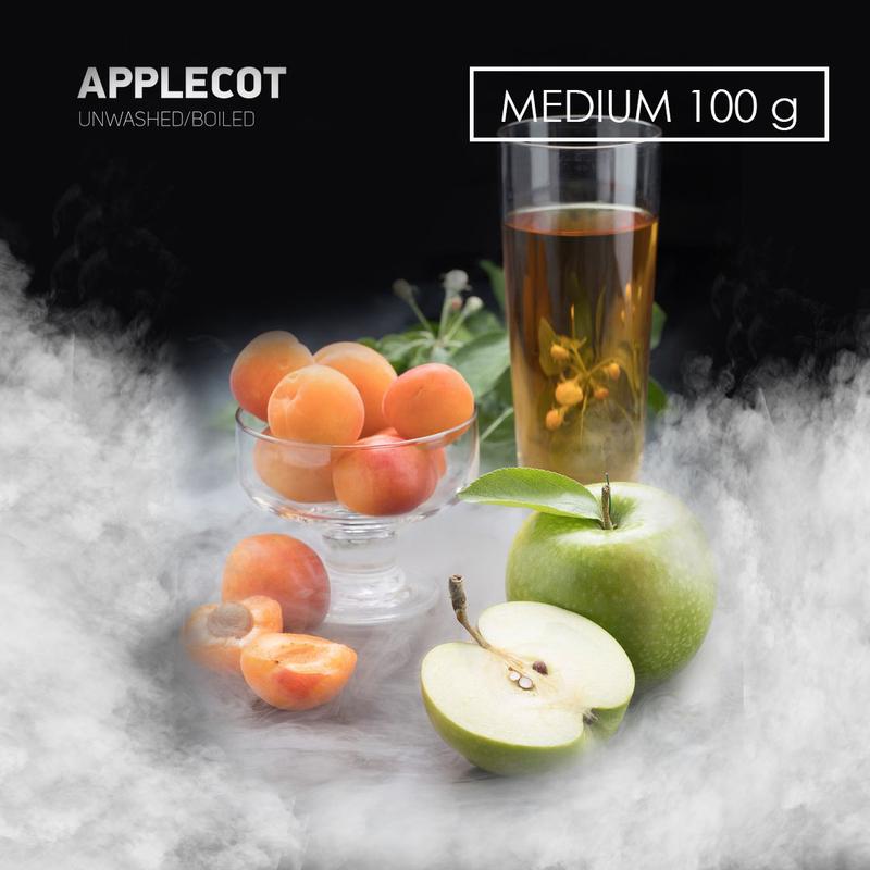 Табак DARK SIDE Medium Applecot (Яблоко абрикос) 100 г