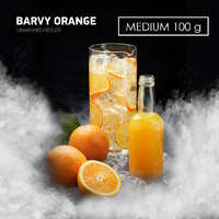 Табак DARK SIDE Core Barvy Orange (Апельсин) 100 г