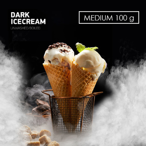 Табак DARK SIDE Core Dark Icecream (Шоколадное мороженое) 100 г