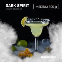 Табак DARK SIDE Medium Dark Spirit (Маргарита) 100 г