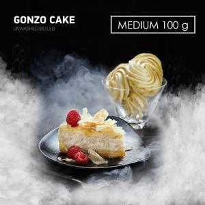 Табак DARK SIDE Core Gonzo Cake (Лимонный пирог) 100 г
