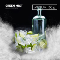 Табак DARK SIDE Medium Green Mist (Цитрусовый коктейль) 100 г