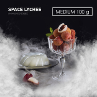 Табак DARK SIDE Medium Space Lychee (Пряный личи) 100 г