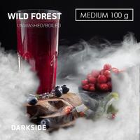 Табак DARK SIDE Medium Wild Forest (Лесные ягоды) 100 г
