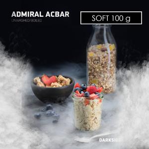 Табак DARK SIDE  Admiral Acbar 100 г Soft