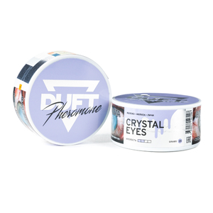 Табак Duft Pheromone Crystal Eyes (Яблоко Фейхоа Личи) 25 г
