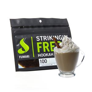 Табак Fumari Cinnamon Latte (Латте с корицей) 100 г