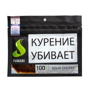 Табак Fumari Sour Cherry (Кислая вишня) 100 г