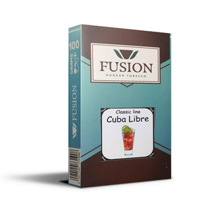 Табак Fusion Soft Cuba Libre (Кола ром) 100 г