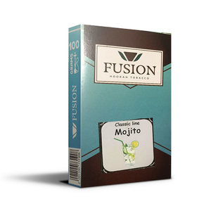 Табак Fusion Soft Mojito (Мохито) 100 г