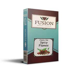 Табак Fusion Soft Spicy Flames (Пряности) 100 г