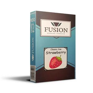 Табак Fusion Soft Strawberry (Клубника) 100 г