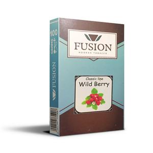 Табак Fusion Soft Wildberry (Лесные ягоды) 100 г