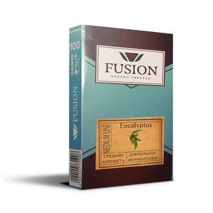 Табак Fusion Medium Eucaliptus (Эвкалипт) 100 г