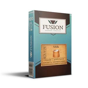 Табак Fusion Medium Milk (Молоко) 100 г