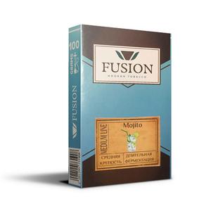 Табак Fusion Medium Mojito (Мохито) 100 г