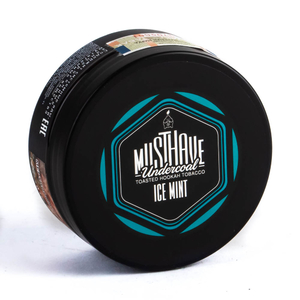 Табак Must Have Ice Mint (Мята лёд) 125 г